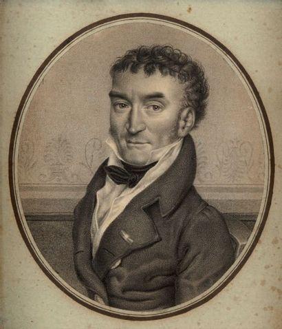 DENON Dominique - Vivant (attribué à) Chalon-sur-Saône 1747 - Paris 1825