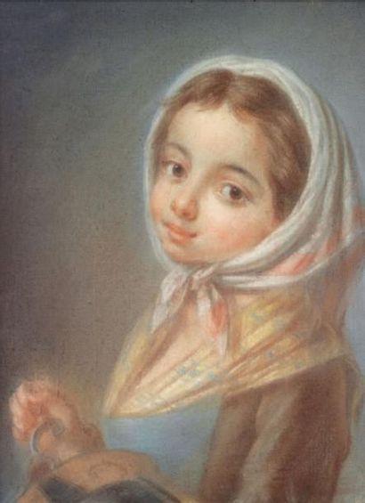 École FRANÇAISE (Genre du XVIIIe siècle)