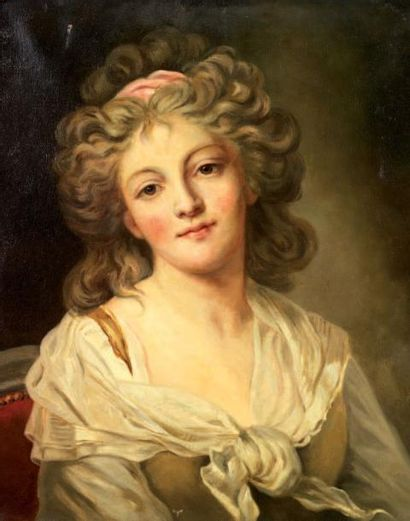 BOULIARD Marie-Geneviève (d'après) (1772-1819)