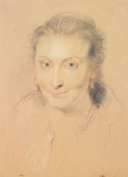 RUBENS Pierre-Paul (D'après) 1577-1640