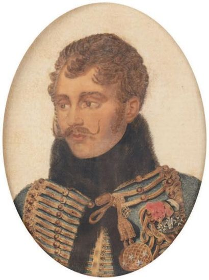 ISABEY Jean-Baptiste (Ecole de) 1765-1855