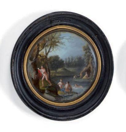 Entourage de Jacques Vallin (1760-1831)