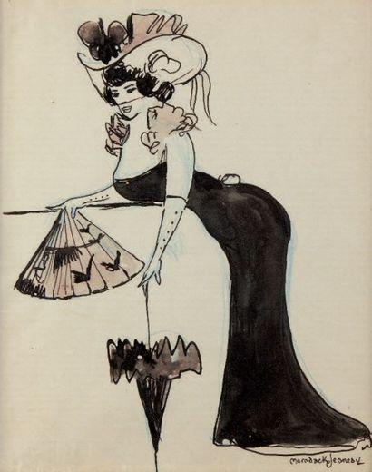 Alexis MERODACK-JANEAU (1973-1919)