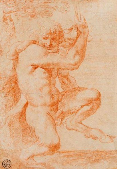 ECOLE ITALIENNE Milieu du XVIIe siècle