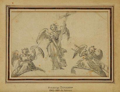 ALBERTI Giovanni (Attribué à)  Borgo San...