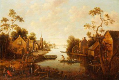 Just Cornelis DROOGSLOT (Utrecht 1586 - id.; 1666)