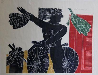 Alexandre FASSIANOS (Né en 1935)  Le cyclopédiste...
