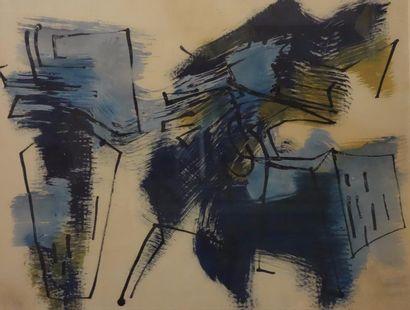 Fernandez ARMAN (1928-2005)  Composition...