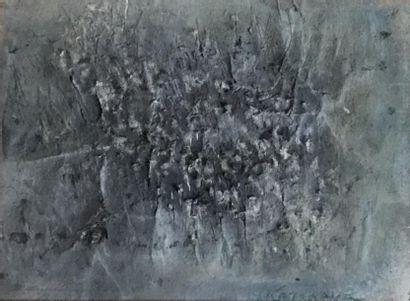 Ida KARSKAYA (1905-1990)  Composition  Encre...