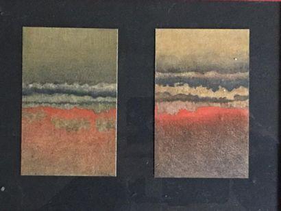 LEDAMAN (XXe siècle)  Compositions  Deux...