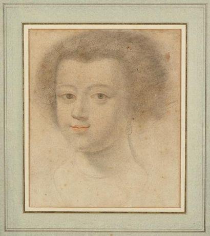 Daniel DUMONSTIER ( Paris 1574 – ; 1646)...