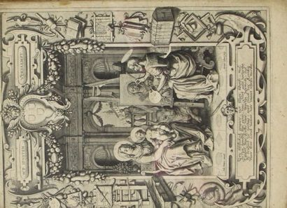 Sébastien VRANCX (1573-1647) d'après - Adrien...