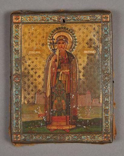 Sainte Hélène Princesse « Égale des Apôtres...