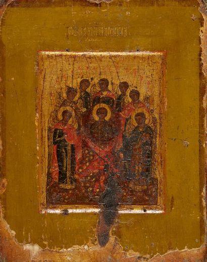 Le Concile de l'Archange Michel et de tous...