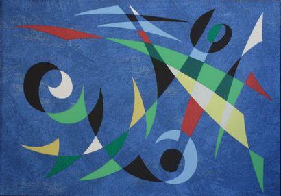 Pierre OLOFSSON (1921-1996) Sonate pour fantôme...
