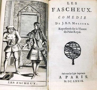 [COMEDIE]. MOLIERE (Jean-Baptiste Poquelin...