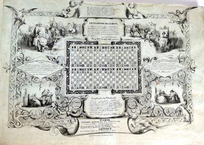 ALEXANDRE (Aaron)  Encyclopédie des échecs...