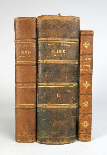 BERTHELOT (M.) et JUNGFLEISCH (E.).  Traité...