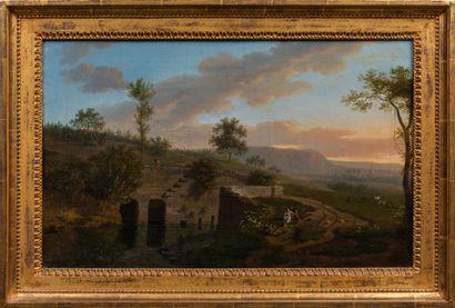 Jean-Louis DEMARNE (1752-1829), attribué...