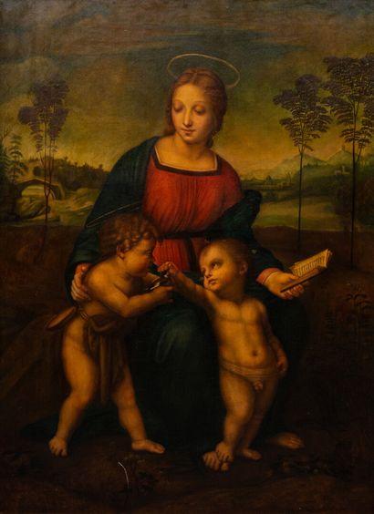 RAPHAËL (Raffaello Sanzio dit, 1483-1520),...