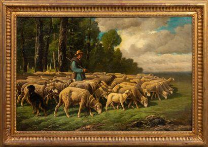 Charles Ferdinand CERAMANO  (1829-1909)....