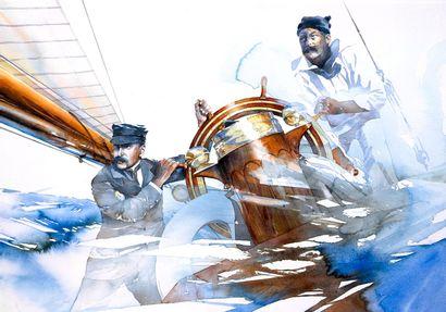 Philippe GAVIN - Peintre aquarelliste et...