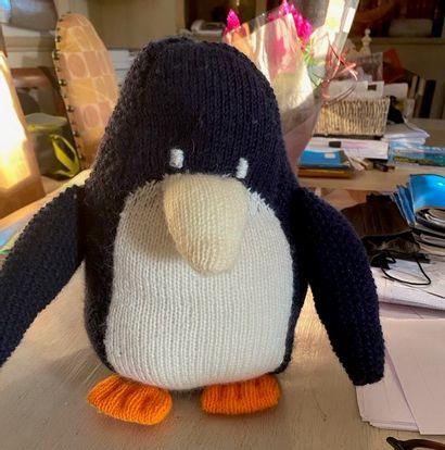 LA PELUCHE DU PINGOUIN, qui est le nom de...