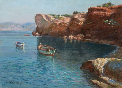 Vincent SPINAZZOLA  Calanque à Marseille...