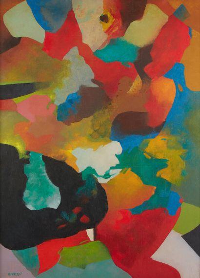 * Roland BIERGE (1922-1991)  Syberis, 1983...