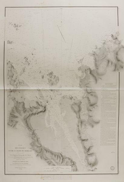 BEAUTEMPS-BEAUPRÉ , C. F. Pilote français. Sixième partie, comprenant les côtes...