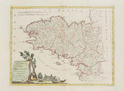 ZATTA, A. Il governo di Bretagna. Venise,...