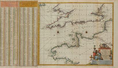 VISSCHER, N. J. II. Manica, Gallis La Manche…...