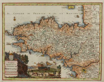 SALMON, Th. Governo della Bretagna. Venise,...