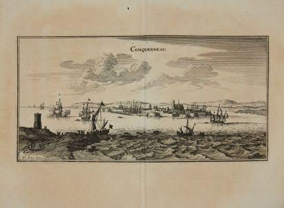 MERIAN, C. Topographiae Galliae…pars nona…...