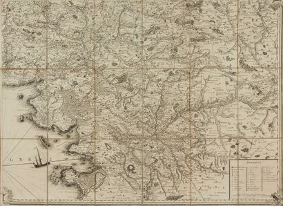 OGÉE. Carte Géométrique de la Province de...