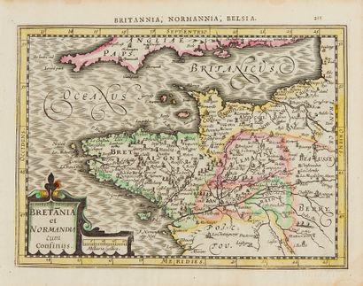 MERCATOR, G. / CLOPPENBURG, J. E. Bretania...