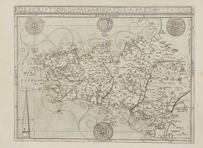 BOUGUEREAU, M. Description du pays Armorique,...
