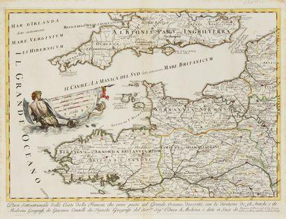 CANTELLI, G. / DE ROSSI, D. Parte Settentrionale...