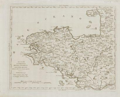 ZATTA, A. Le coste occidentali della Francia…...