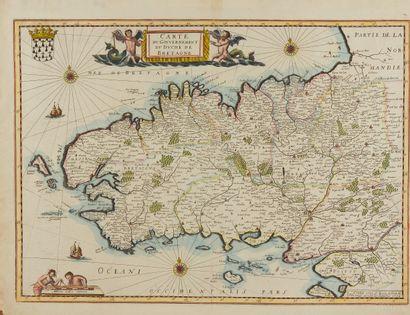 BEREY, N. Carte du Gouvernement du Duché...