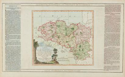 BRION DE LA TOUR, L. Gouvernement de Bretagne...