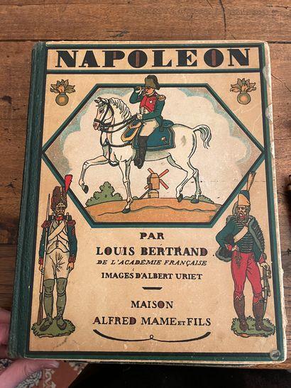 Louis Bertrand  Napoléon  Illustré par Albert...