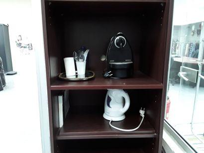 Machine à café NESPRESSO  Bouilloire éle...