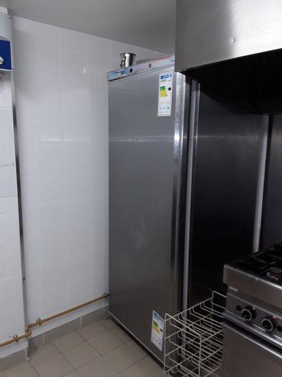 Armoire réfrigérée FORCAR ER600SS