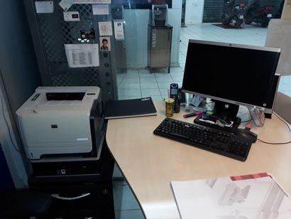 Unité centrale HP Compaq (ancien modèle)...