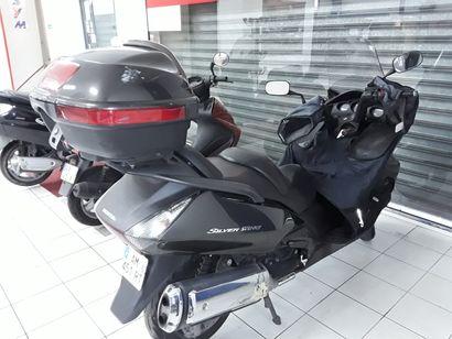 MTT2 HONDA FJS400D SOLO de couleur Noire...