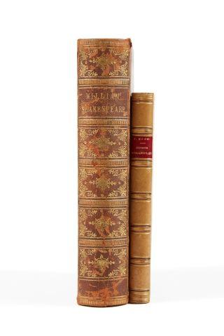 * HUGO (Victor). William Shakespeare. Paris,...