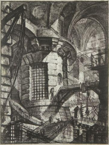 * Giovanni-Battista PIRANESI (1720-1778)...