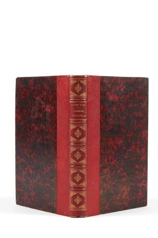 * HUGO (Victor). L'année terrible. Paris, Michel Lévy, 1872, in-8, 4 ff. - 427 pp.,...