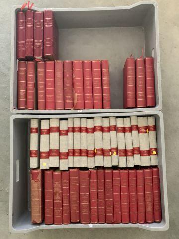 * Lot de livres de rééditions, Sainte Beuve,...